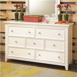 Lea Industries Willow Run Dresser