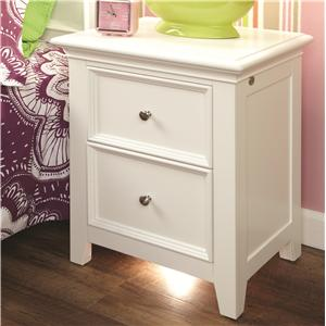 Lea Industries Willow Run Nightstand