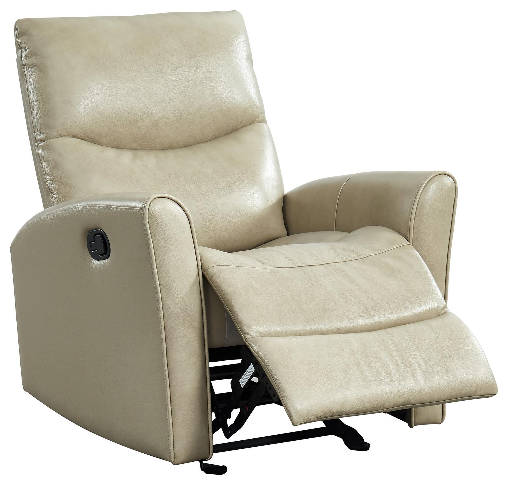 Abby Manual Glider Recliner at Rotmans