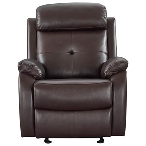 Contemporary Glider Recliner