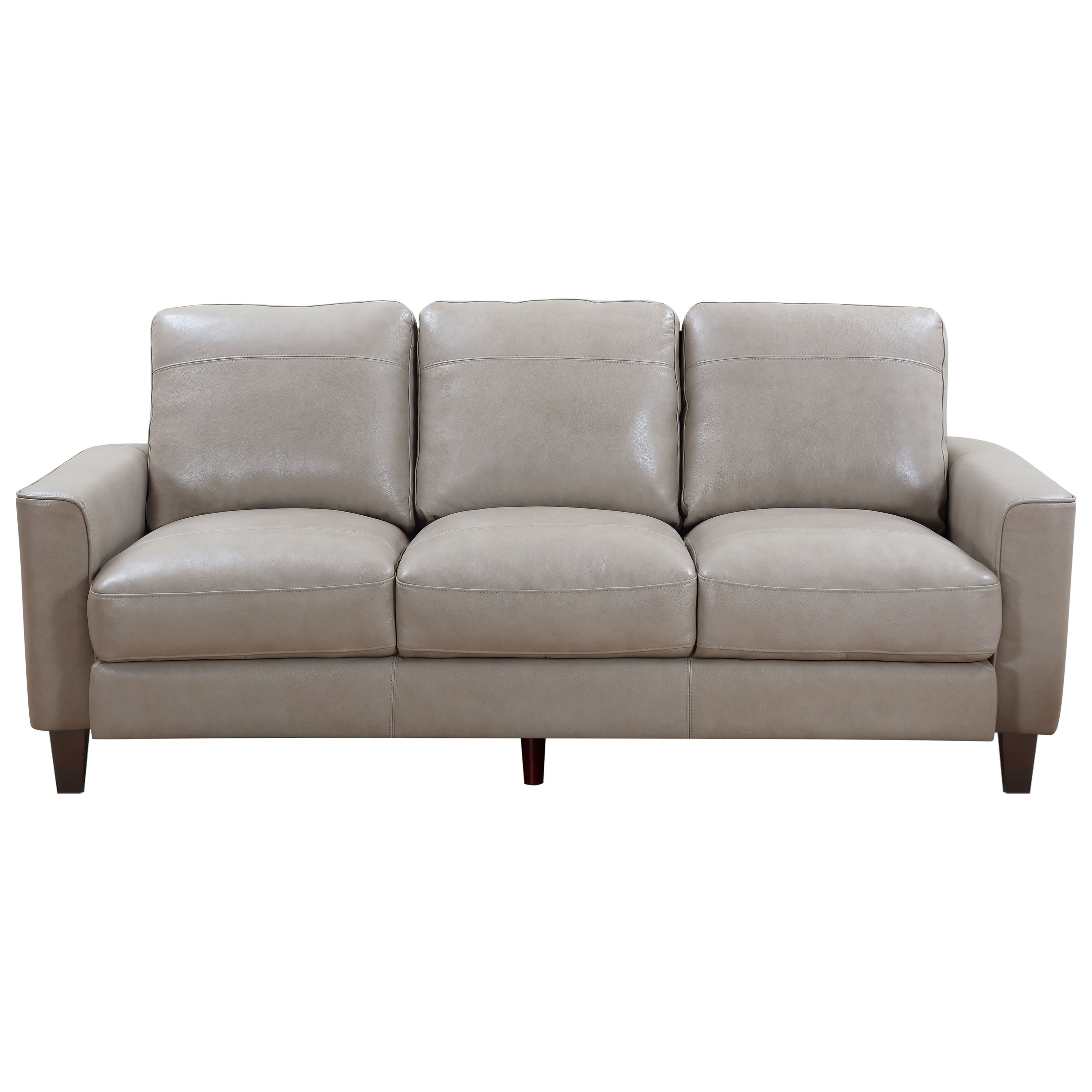 Chino Leather Sofa at Rotmans