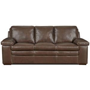 Leather Italia USA Grant Sofa