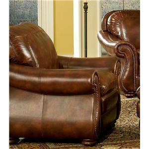 Leather Italia USA Hanover Chair