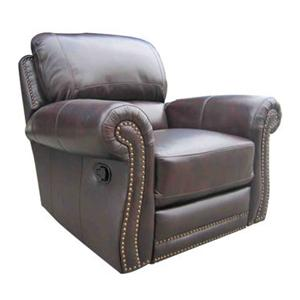 Leather Italia USA James Rocker Recliner