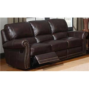 Leather Italia USA James Motion Sofa