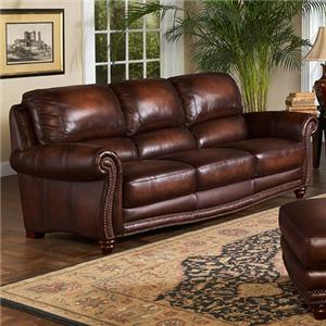 Leather Italia USA James Sofa