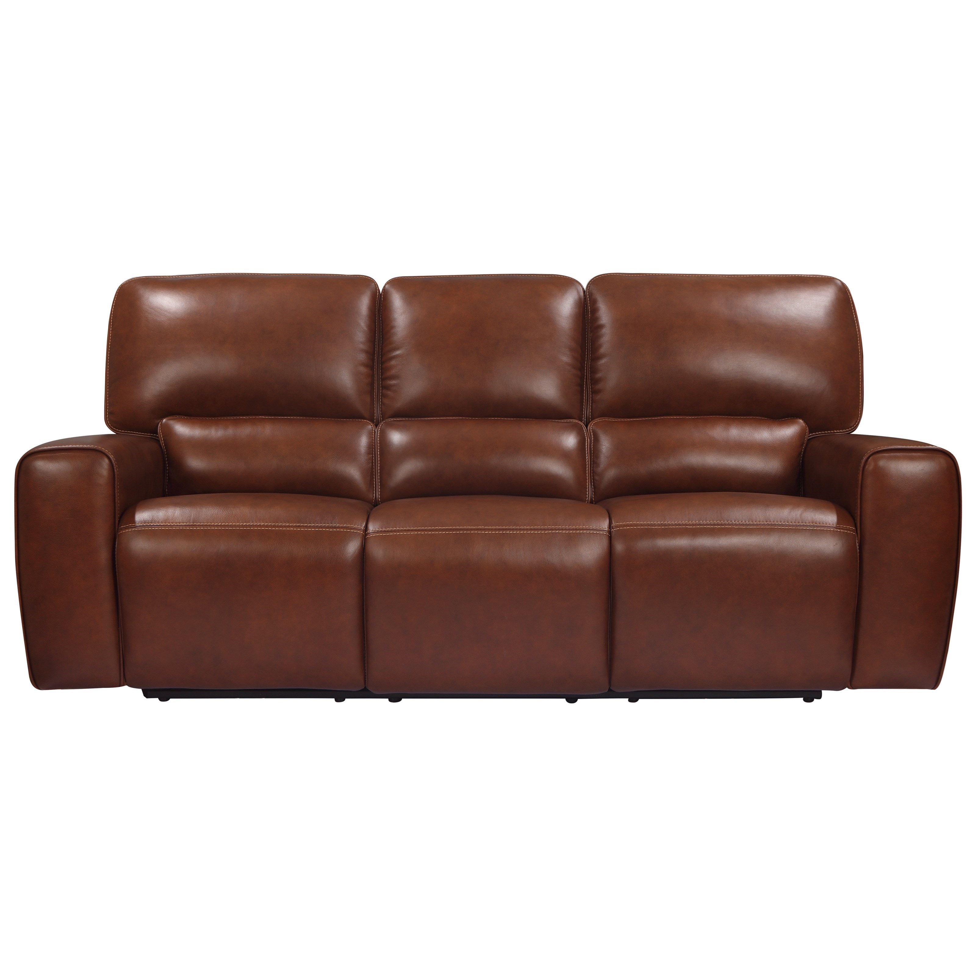 Broadway Power Reclining Sofa by Leather Italia USA at A1 Furniture & Mattress