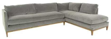 Lee Industries Sectional by Lee Industries at Sprintz Furniture