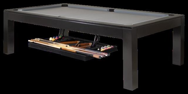 Game Room Accessories Pool Table Storage by Legacy Billiards at Northeast Factory Direct