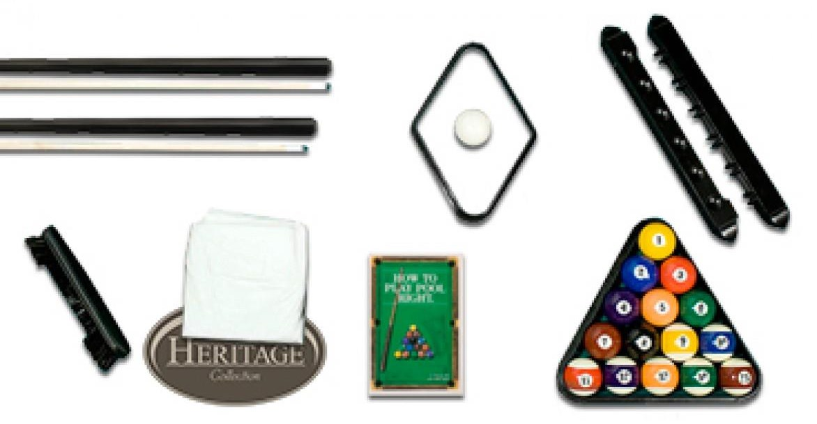 Game Room Accessories Accessory Kit by Legacy Billiards at Northeast Factory Direct