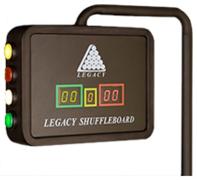 Game Room Accessories Scoreboard by Legacy Billiards at Northeast Factory Direct
