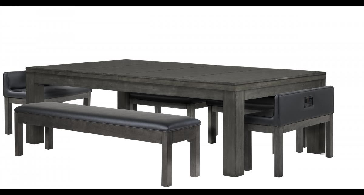 Game Room Accessories Dining bench by Legacy Billiards at Northeast Factory Direct
