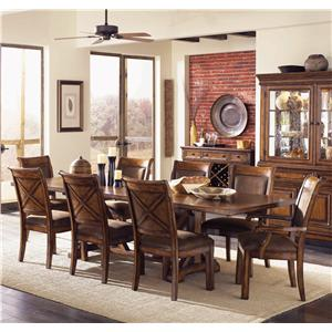 Legacy Classic Larkspur 7Pc Dining Room