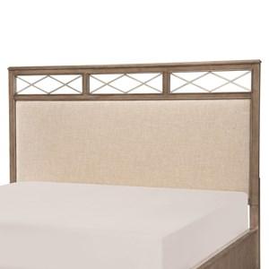 King/CA King Upholstered Platform Headboard