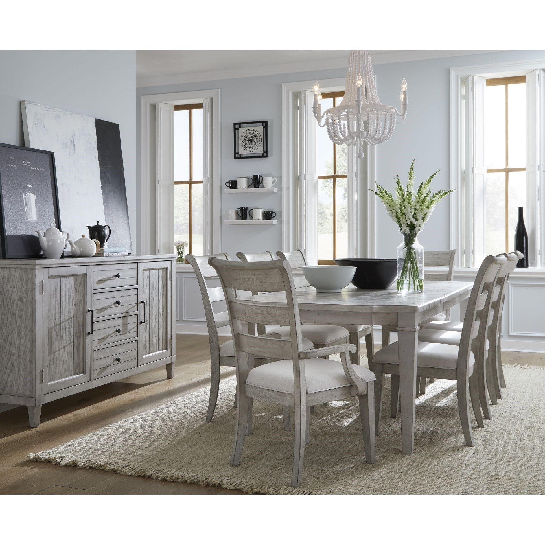 Belhaven Formal Dining Room Group by Legacy Classic at EFO Furniture Outlet