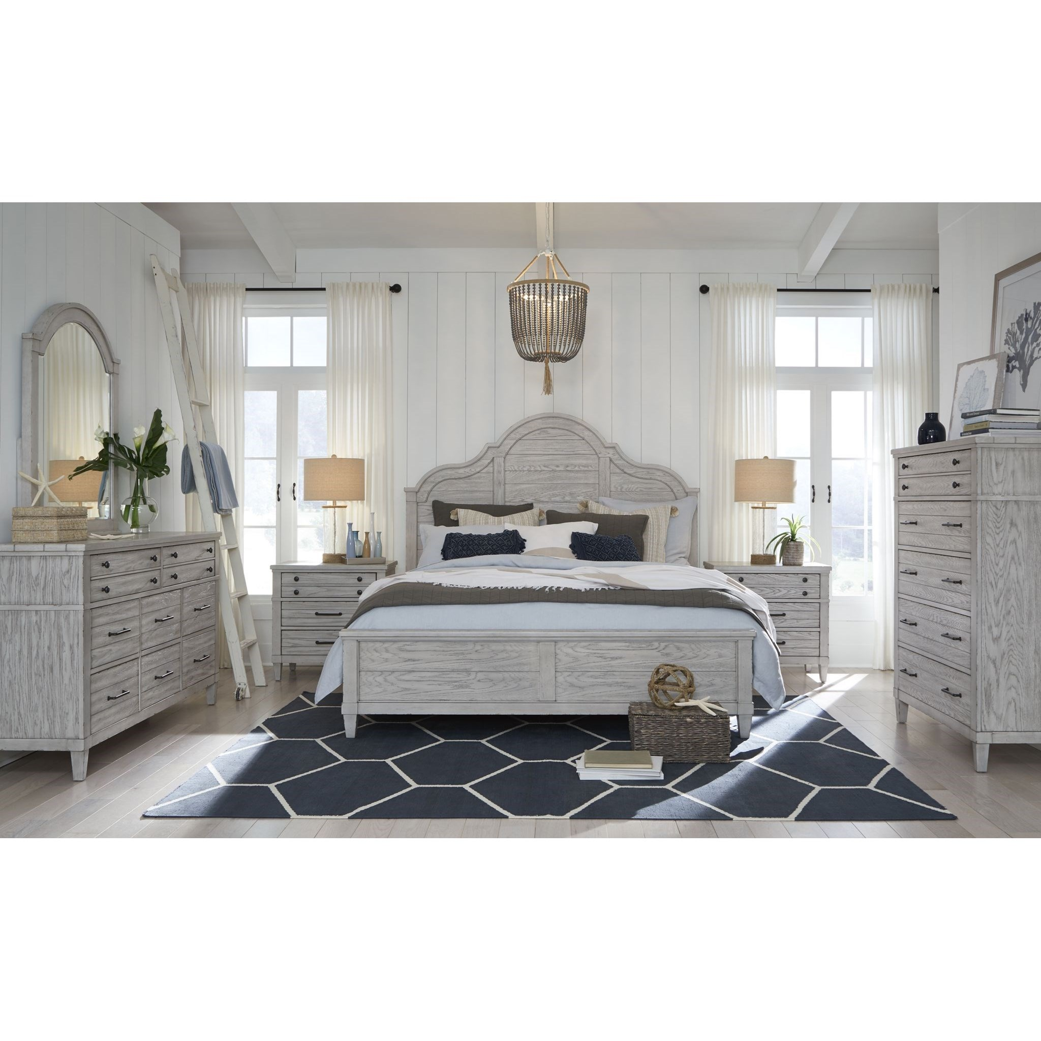 Belhaven Queen Bedroom Group by Legacy Classic at Johnny Janosik