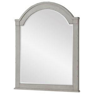 Arched Dresser Mirror