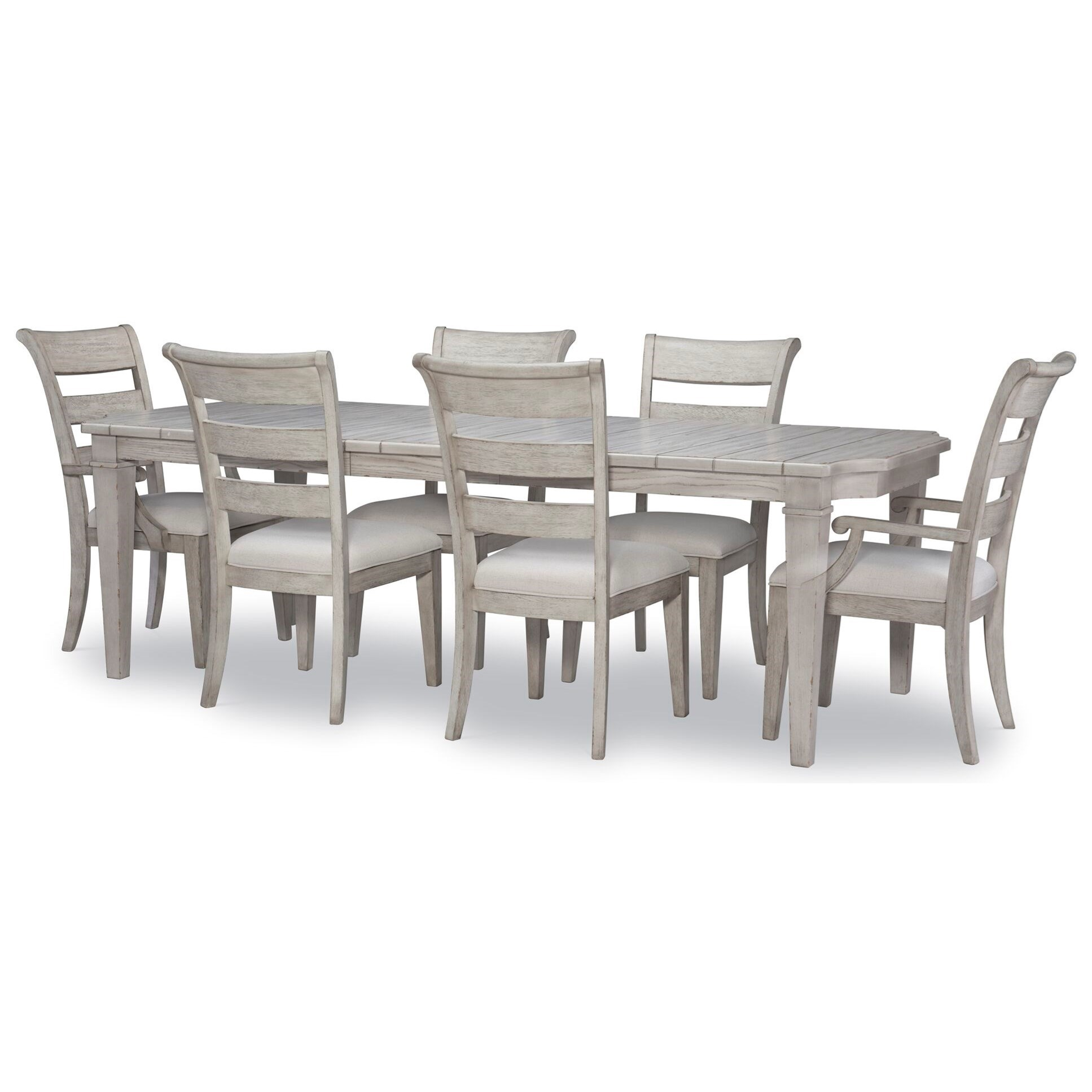 Belhaven 7-Piece Table and Chair Set by Legacy Classic at Darvin Furniture