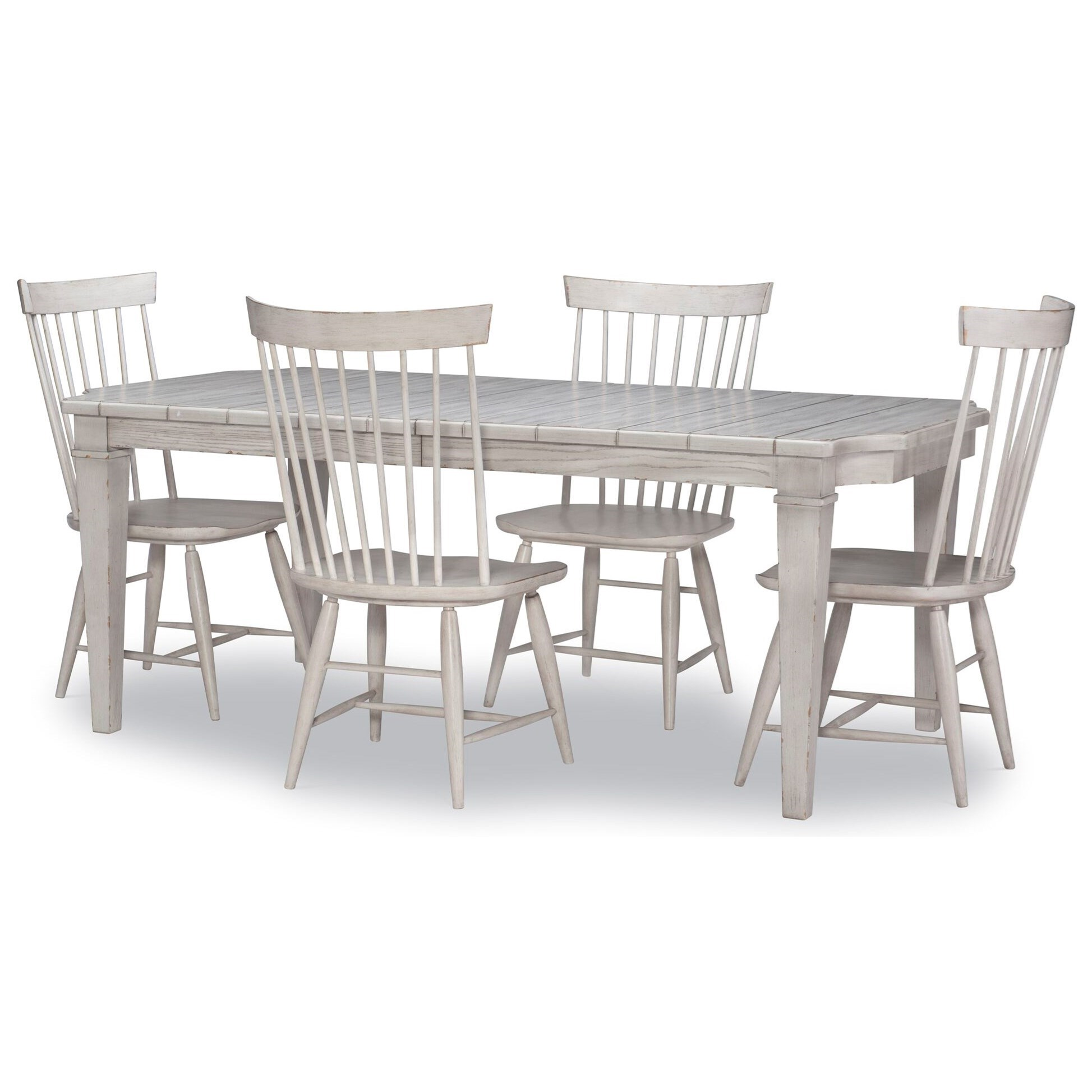 Belhaven 5-Piece Table and Chair Set by Legacy Classic at Johnny Janosik