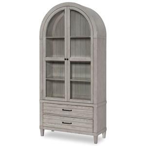 Modern Farmhouse Display Cabinet