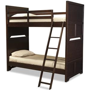 Legacy Classic Kids Benchmark Twin over Twin Bunk Bed