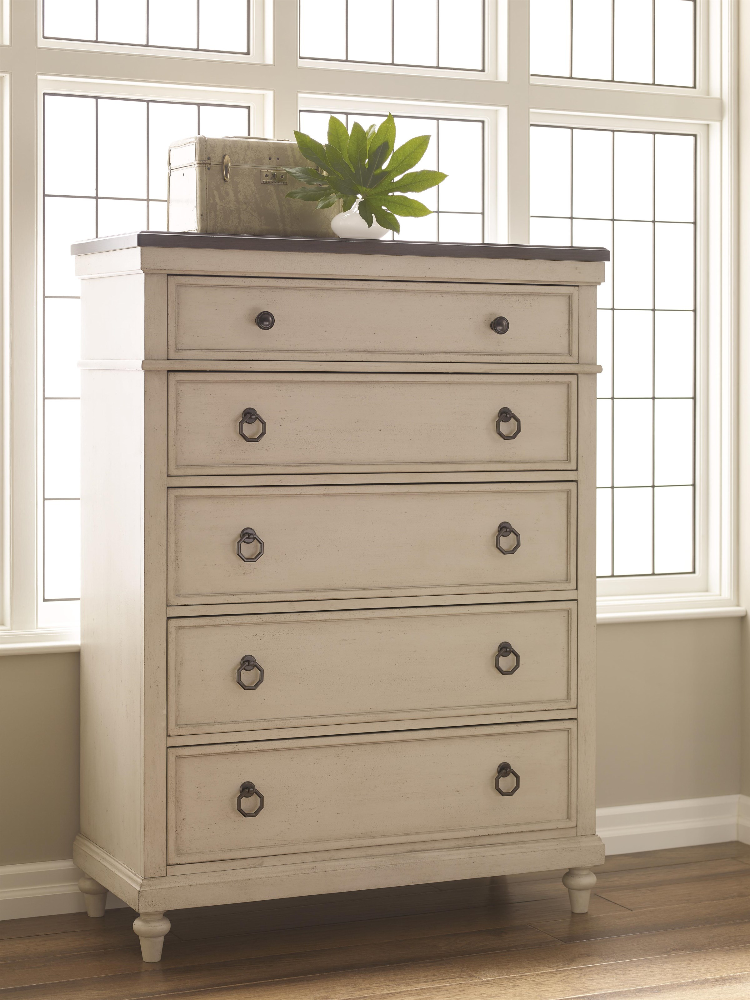 Brookhaven Drawer Chest by Legacy Classic at Johnny Janosik