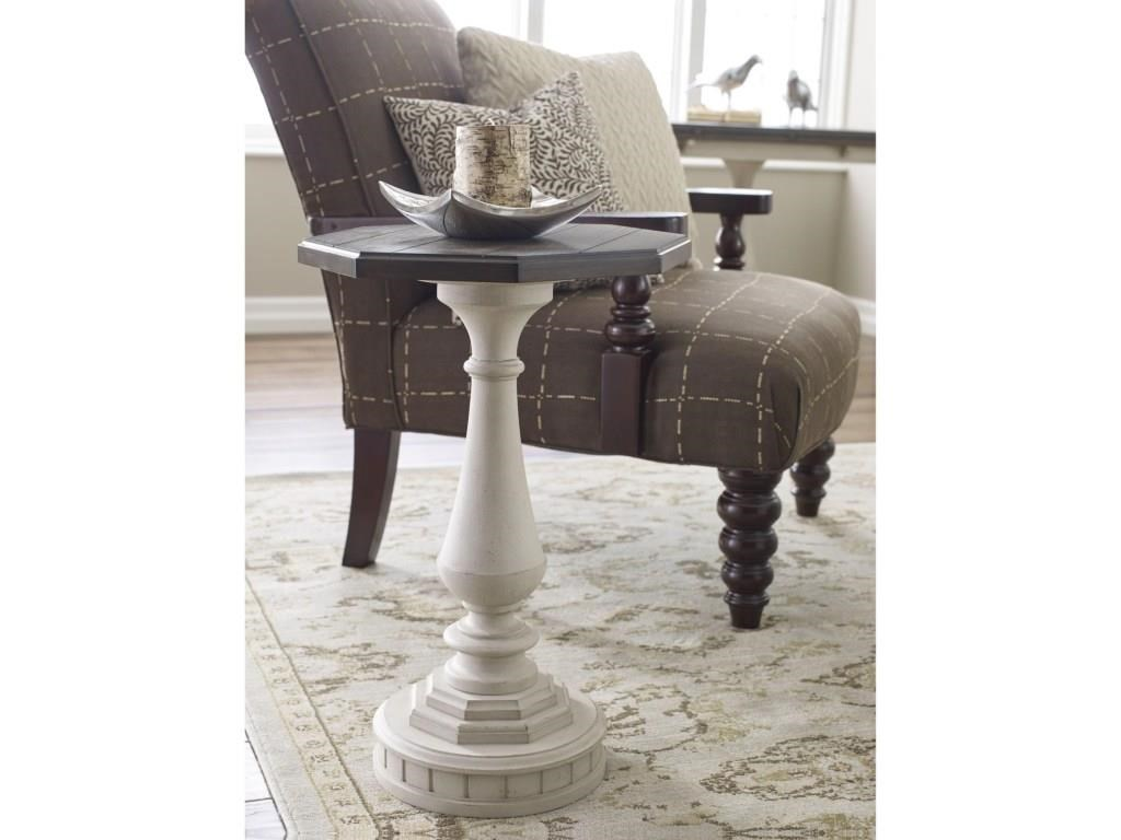 Brookhaven Chairside Table by Legacy Classic at Johnny Janosik
