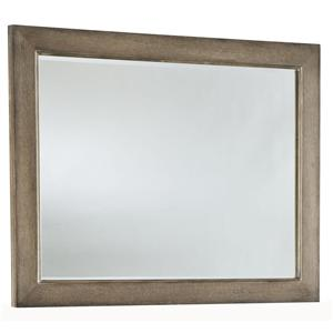 Legacy Classic Brownstone Village Bureau Mirror