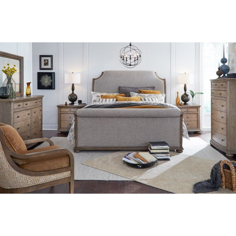 Camden Heights King Bedroom Group by Legacy Classic at Stoney Creek Furniture