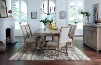 Camden Heights 7-Piece Dining Set by Legacy Classic at Johnny Janosik