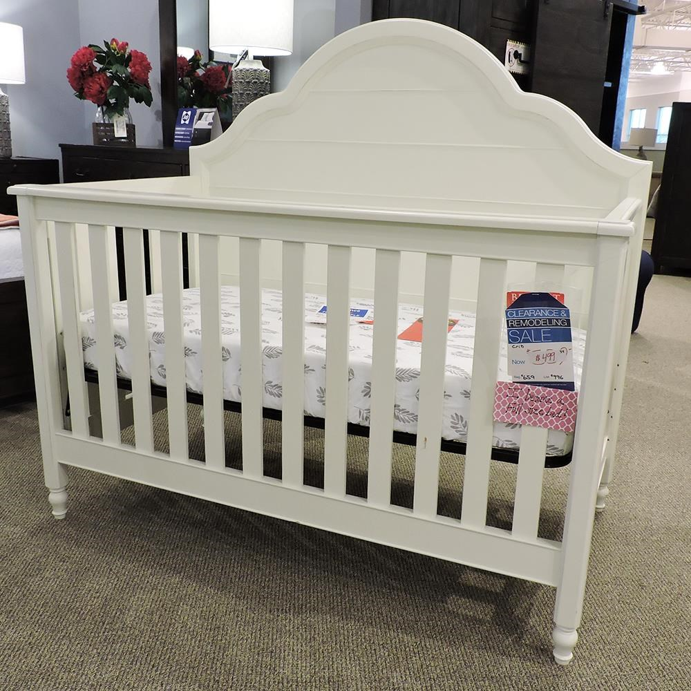 Clearance Grow With Me Crib by Legacy Classic at Belfort Furniture