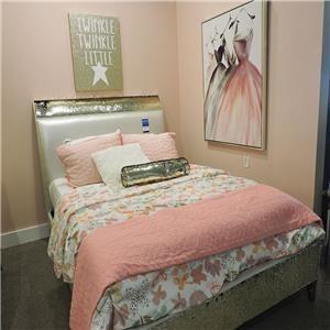 Queen Mermaid Bed