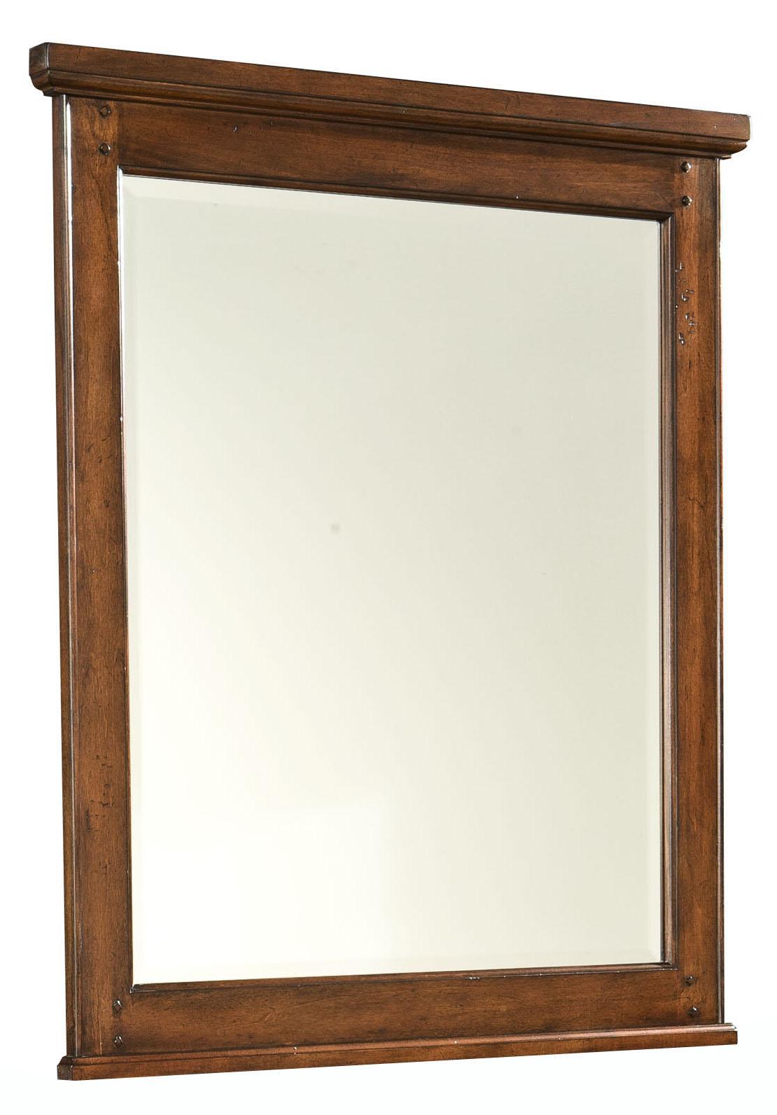 Dawson's Ridge Mirror by Legacy Classic Kids at HomeWorld Furniture