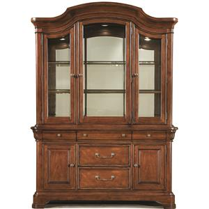 Five Drawer China Cabinet