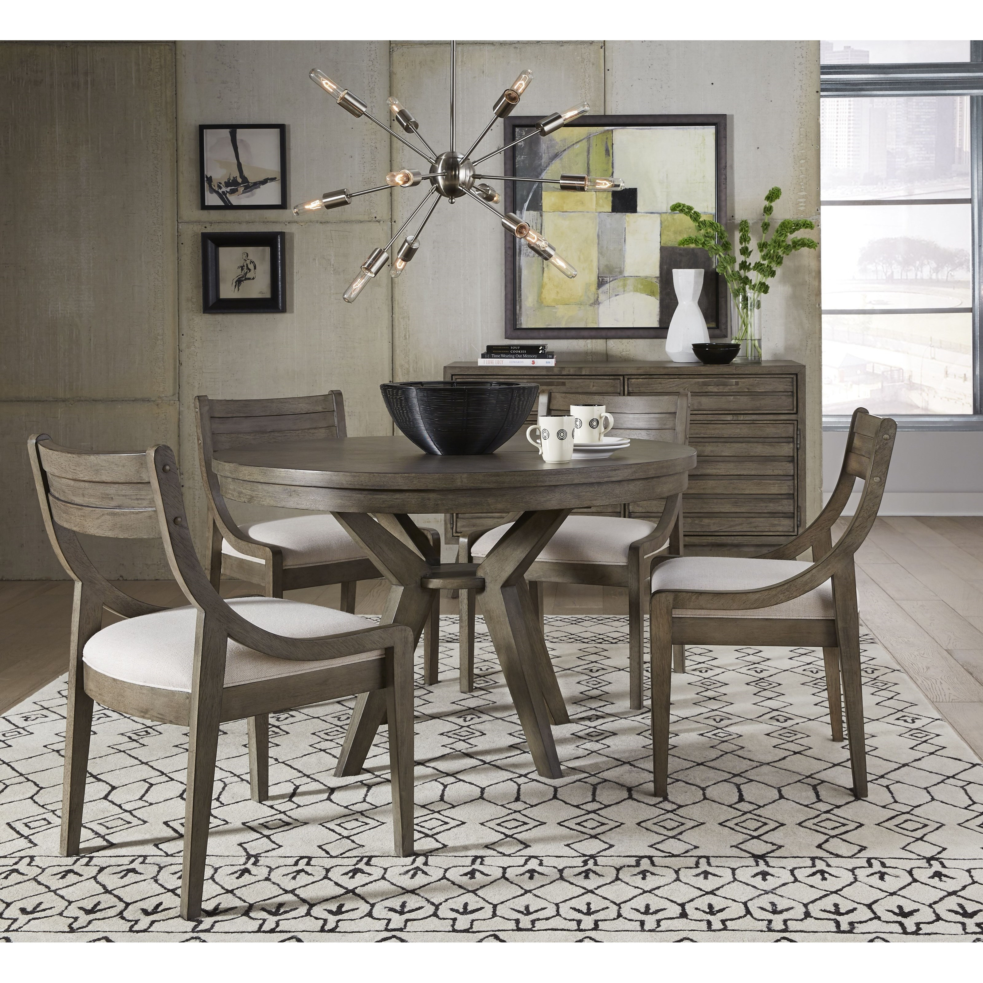 Greystone Casual Dining Room Group by Legacy Classic at Johnny Janosik