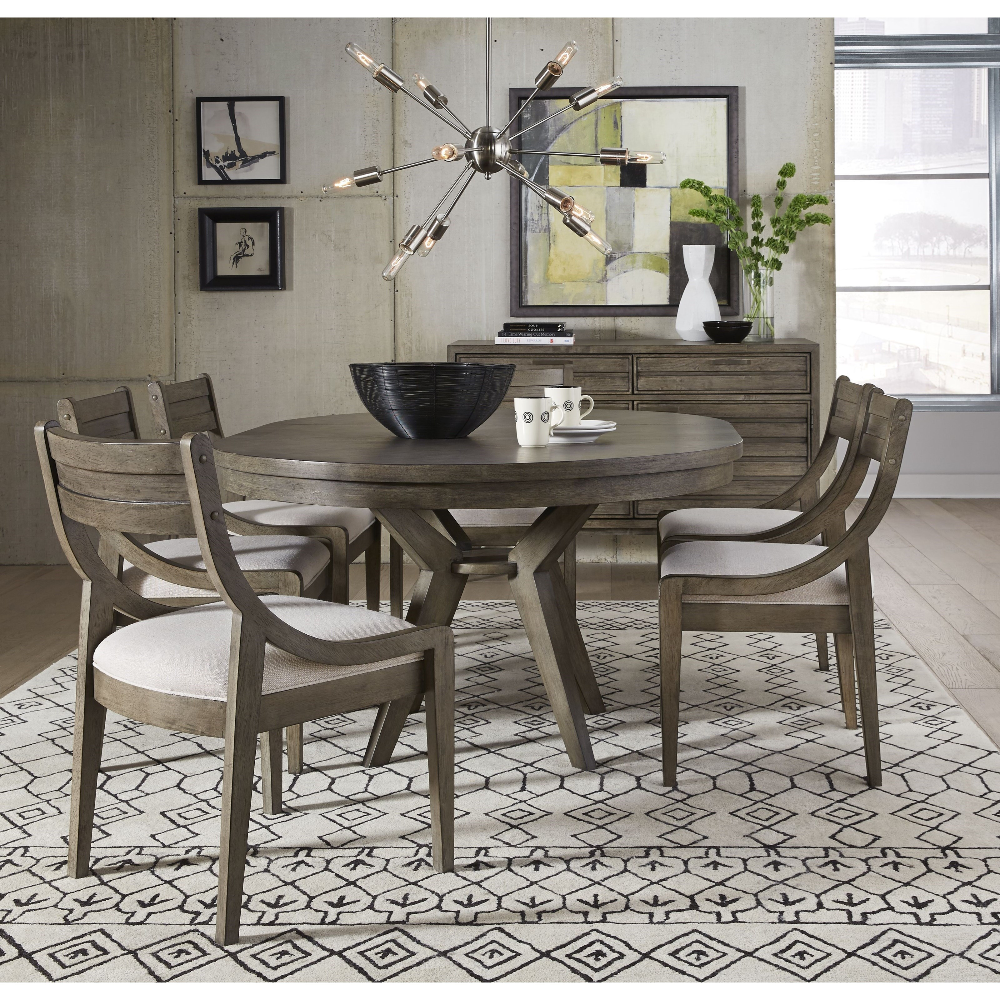 Greystone Formal Dining Room Group by Legacy Classic at Johnny Janosik