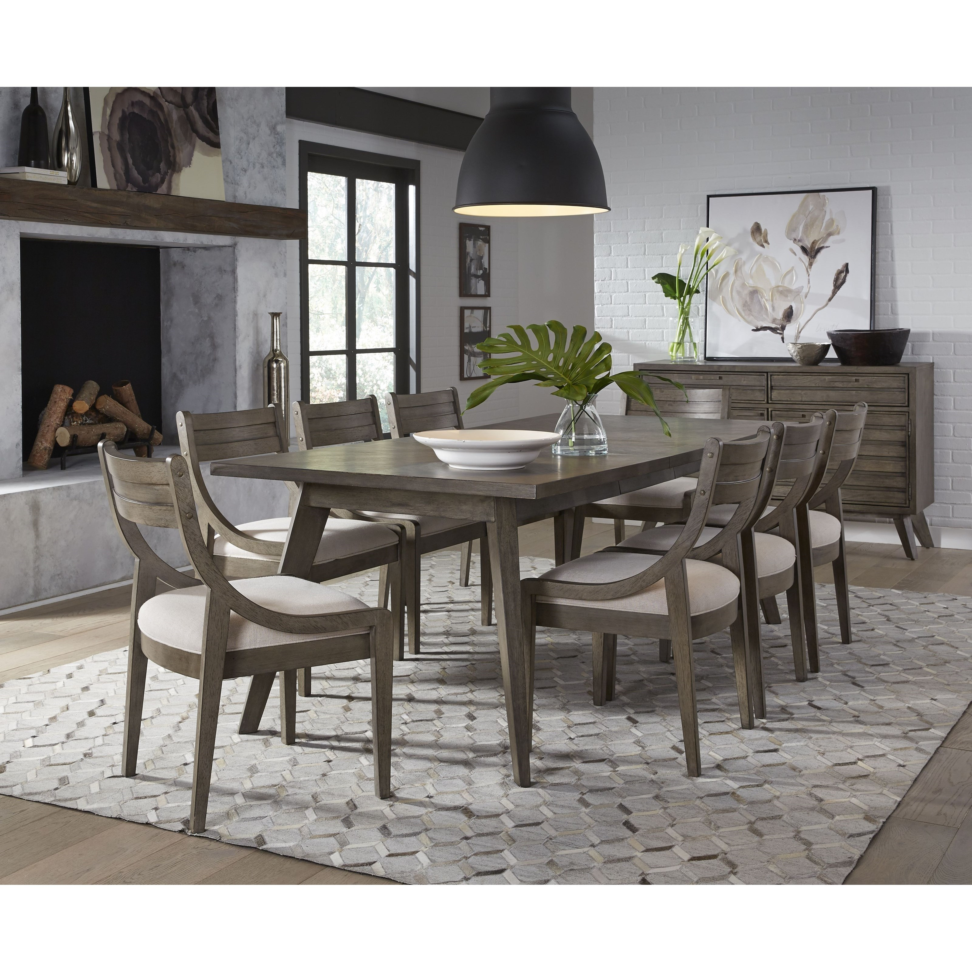 Greystone Formal Dining Room Group by Legacy Classic at Stoney Creek Furniture