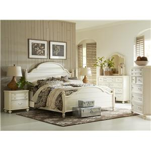 Legacy Classic Haven California King Bedroom Group 2