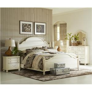 Legacy Classic Haven Queen Bedroom Group 1