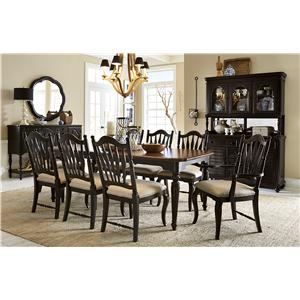Legacy Classic Haven Formal Dining Room Group 1