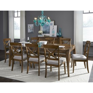 9-Piece Table and Chair Set