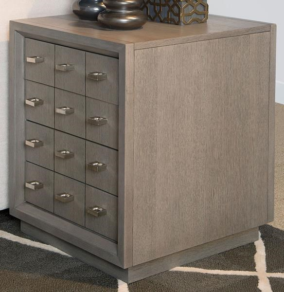 Highline Highline Side Table by Legacy Classic at Morris Home