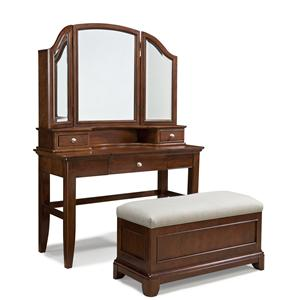 Legacy Classic Kids Impressions Vanity and Mirror Set