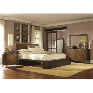Legacy Classic Kateri Queen Platform Bedroom Group