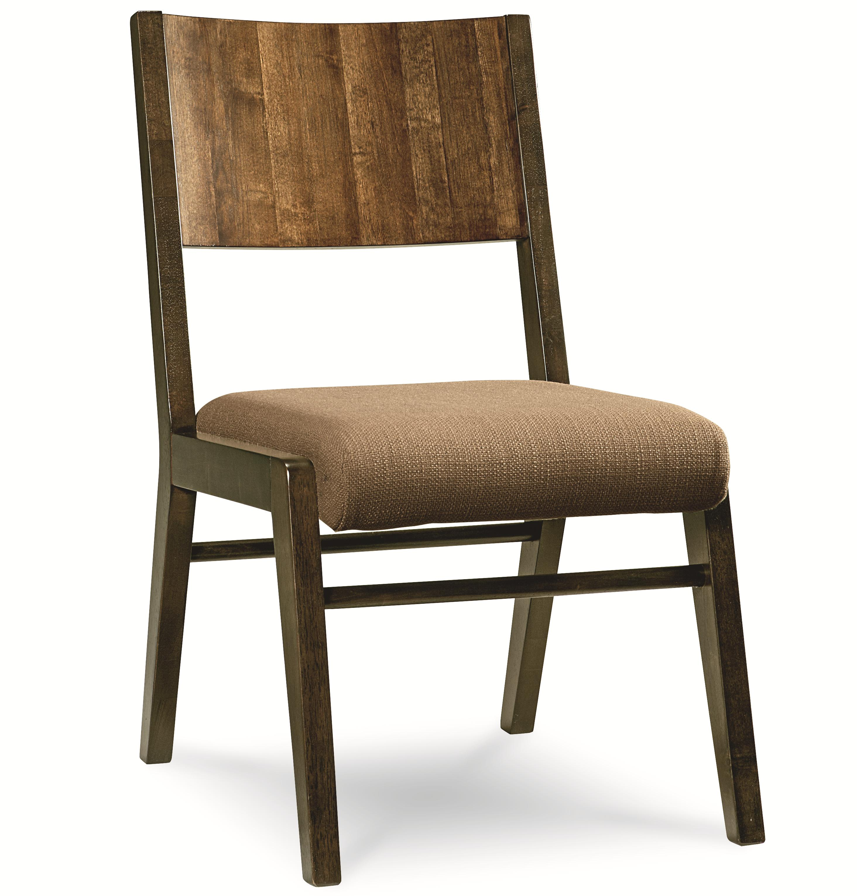 Kateri Wood Back Side Chair by Legacy Classic at Stoney Creek Furniture