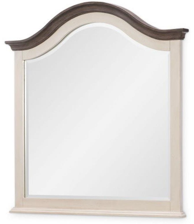 Lacey Lacey Mirror by Legacy Classic at Morris Home