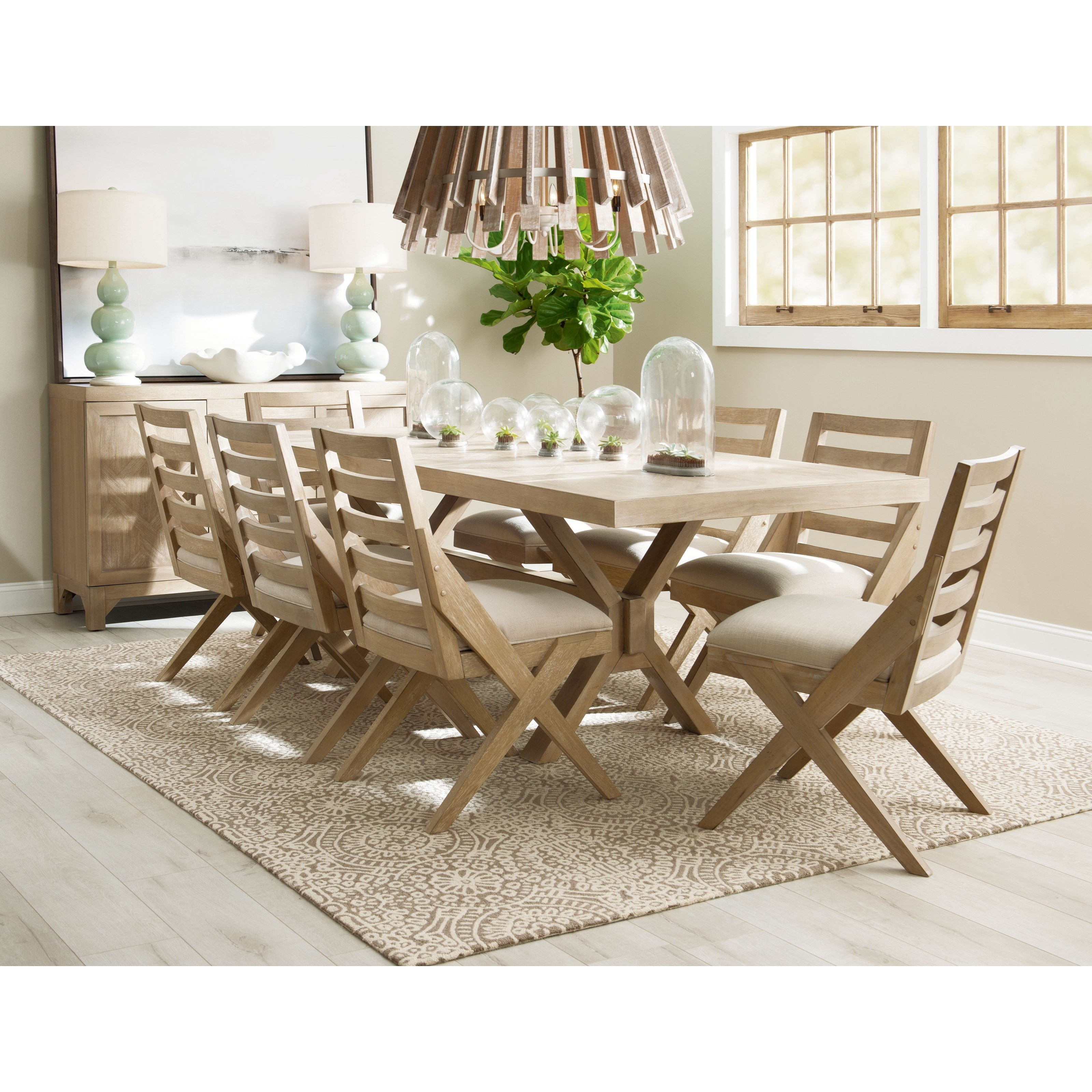 Lattice Dining Room Group by Legacy Classic at Stoney Creek Furniture