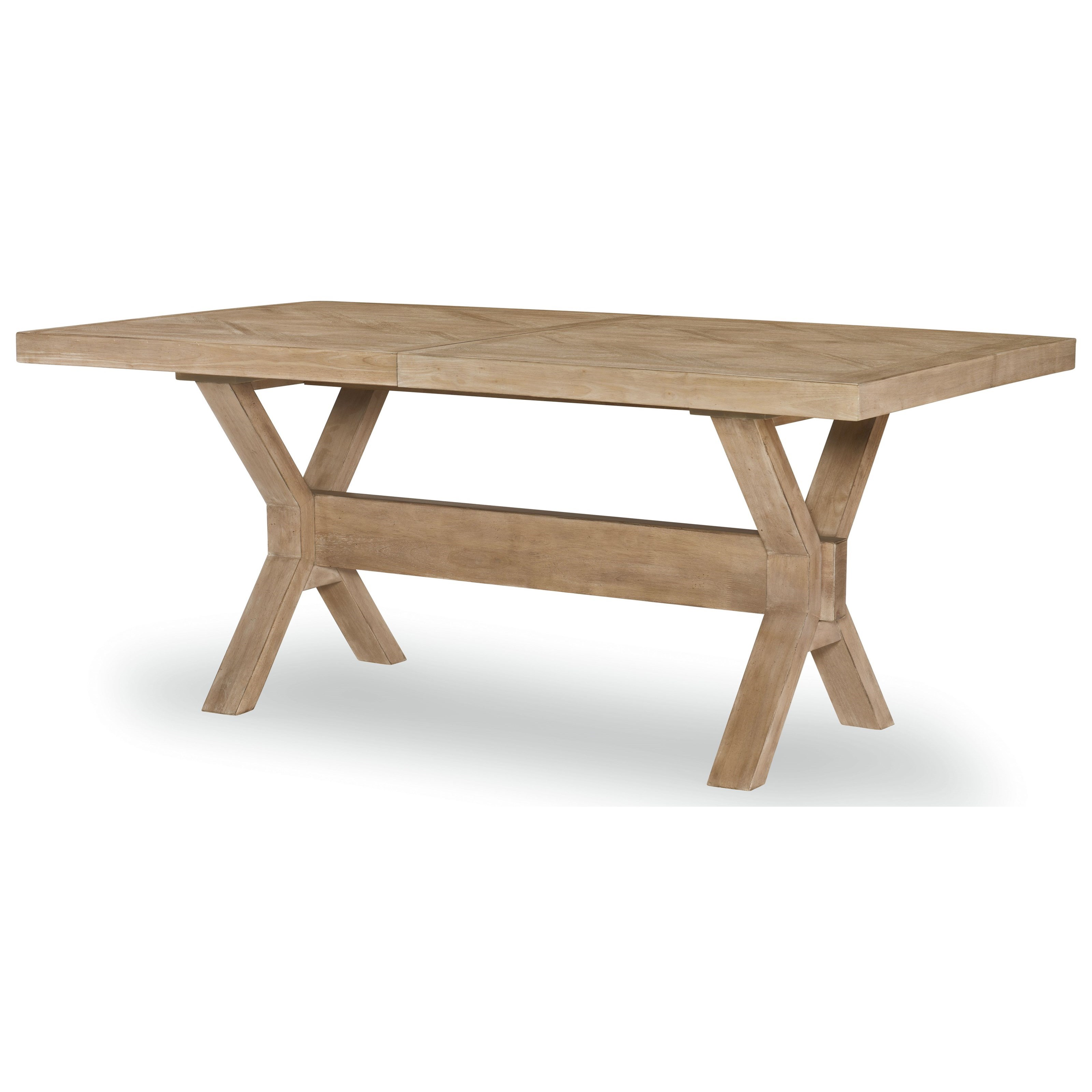 Lattice Dining Table by Legacy Classic at Stoney Creek Furniture