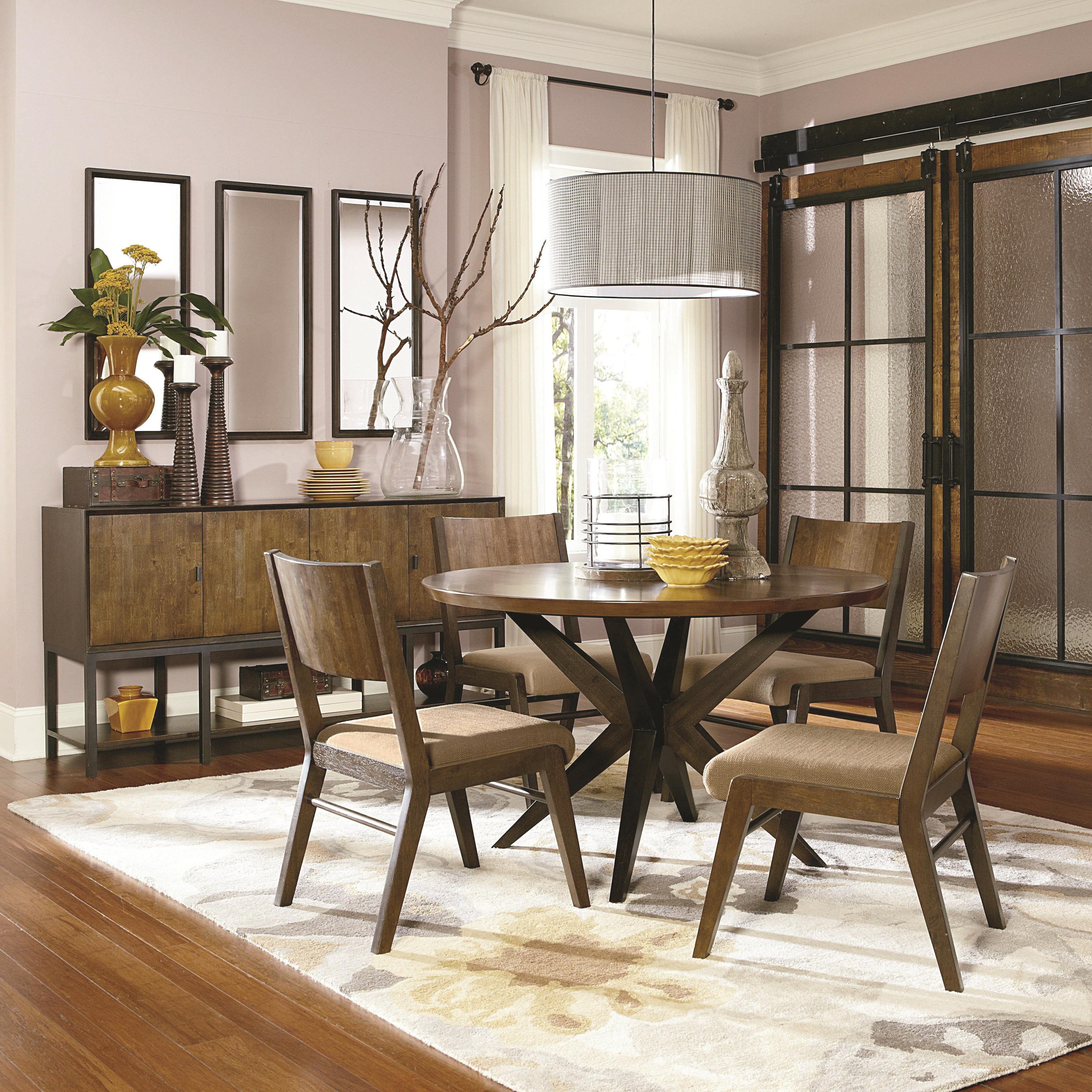 Lilian Lillian 5-Piece Dining Set by Legacy Classic at Morris Home