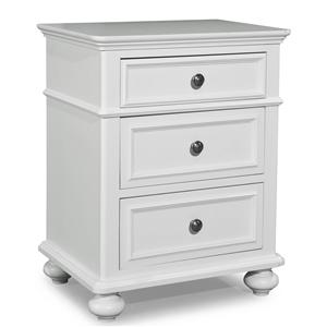 Legacy Classic Kids Madison Nightstand with 3 Drawers